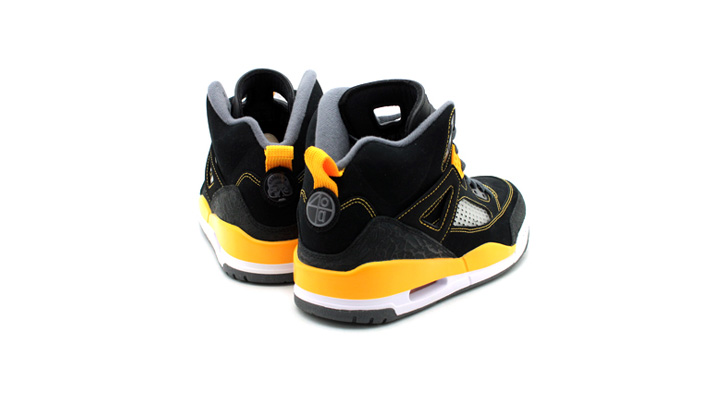 Photo03 - NIKE JORDAN SPIZIKE BLACK/UNIVARSITY GOLD/DARK GREY-WHITE