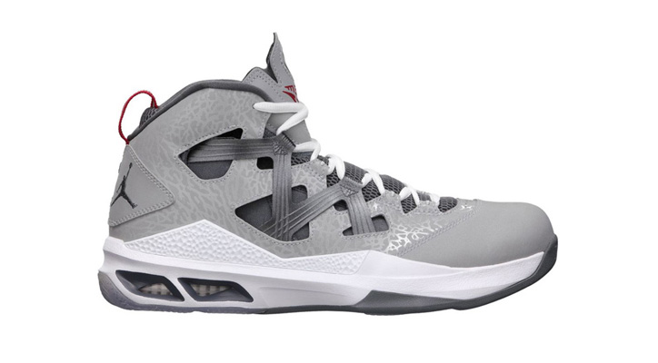 Photo01 - NIKE JORDAN MELO M9 MTT SLVR/DRK GRY-WHITE-GYM RD