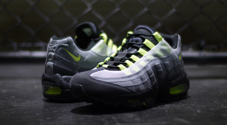 "Photo01 - NIKE AIR MAX 95 PROTOTYPE ""mita sneakers"" ウェブ販売開始"