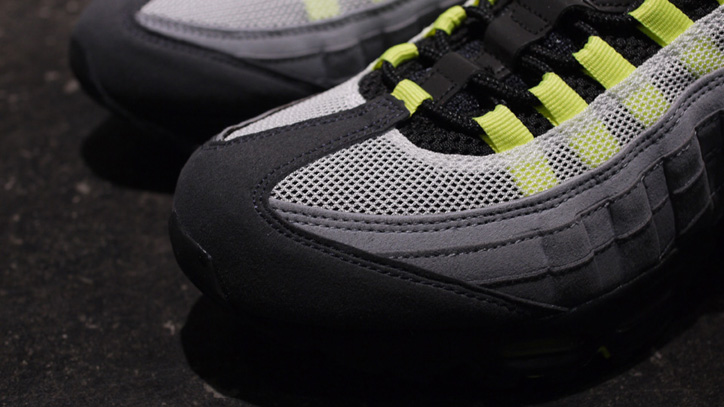 "Photo03 - NIKE AIR MAX 95 PROTOTYPE ""mita sneakers"" ウェブ販売開始"