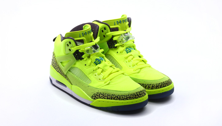 Photo02 - NIKE JORDAN SPIZIKE BHM VOLT/BLACK-PHOTO BLUE