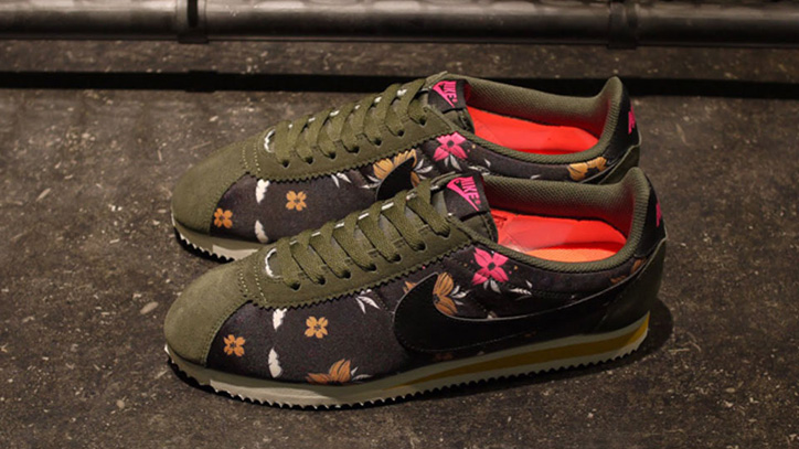 "Photo08 - NIKE CLASSIC CORTEZ NYLON QS ""ALOHA PACK"""