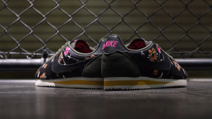 "Photo09 - NIKE CLASSIC CORTEZ NYLON QS ""ALOHA PACK"""