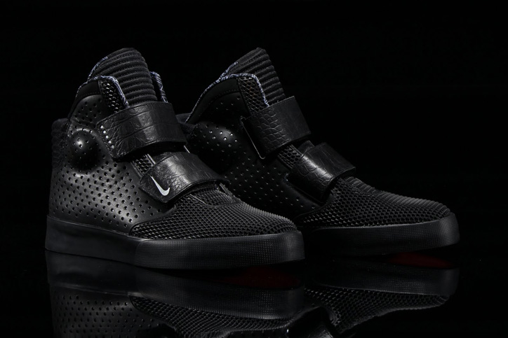 "Photo03 - NIKE FLYSTEPPER 2K3 PRM QS ""2014 NBA ALLSTAR GAME/CRESCENT CITY COLLECTION""が発売"