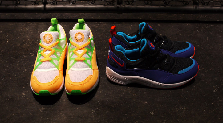 "Photo01 - NIKE AIR HUARACHE LIGHT ""LIMITED EDITION for NONFUTURE"" の先行予約が開始"