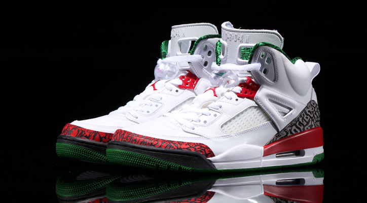 "Photo01 - NIKE JORDAN SPIZIKE ""LIMITED EDITION for NONFUTURE"""