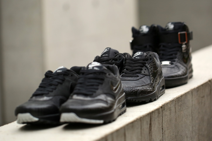 "Photo05 - NIKE ""Black Croc Pack"" が日本国内 Sports Lab by atmos にて限定発売"