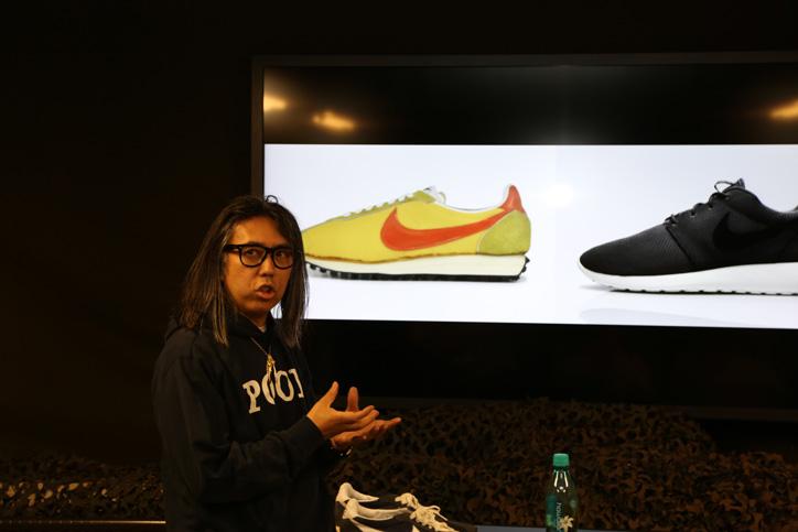 Photo03 - NikeLabからfragment designとのコラボレーションによる新作プロダクト NIKE ROSHE LD-1000 SP / FRAGMENT が登場