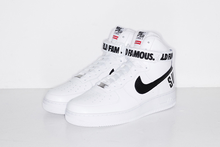 Photo04 - Supreme x NIKE AIR FORCE 1 HIGH が遂に発売