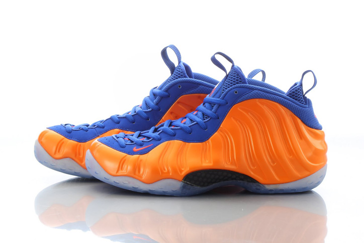 "Photo02 - 通称""NEW YORK KNICKS""と呼ばれる NIKE AIR FOAMPOSITE ONE が発売"