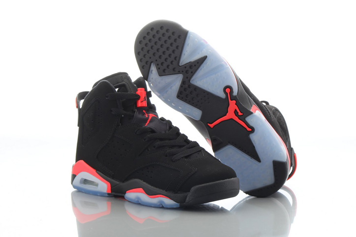 Photo03 - NIKE AIR JORDAN 6 BLACK/INFRARED が復刻