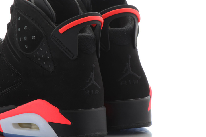 Photo04 - NIKE AIR JORDAN 6 BLACK/INFRARED が復刻