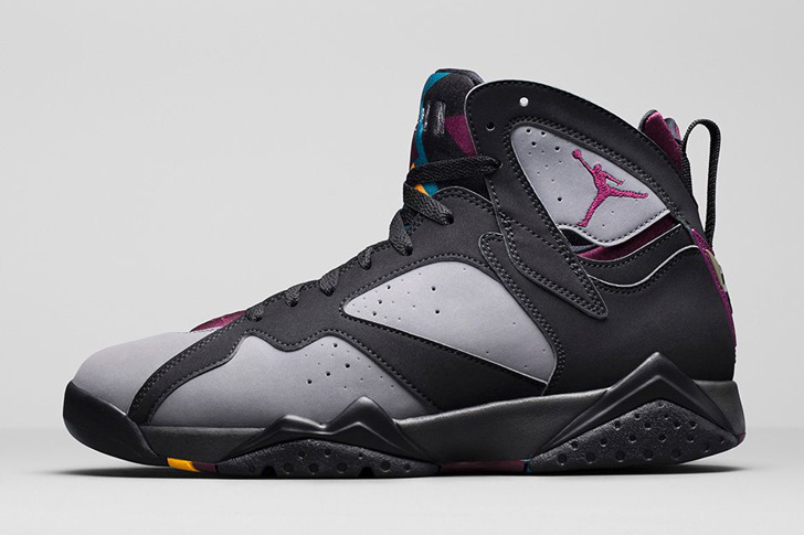 "Photo02 - ナイキからAIR JORDAN 7 RETRO ""BORDEAUX""が登場"