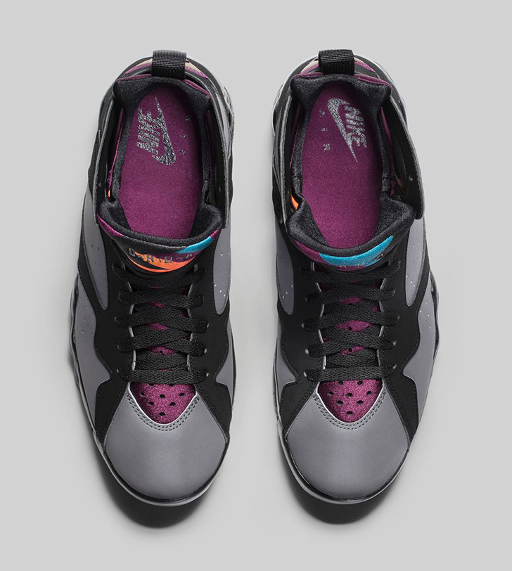 "Photo03 - ナイキからAIR JORDAN 7 RETRO ""BORDEAUX""が登場"