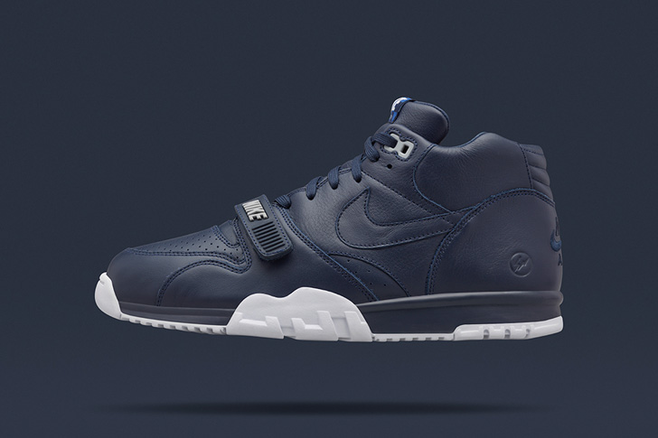 Photo02 - fragmentとNikeLabのコラボ第3弾 NikeCourt Air Trainer 1 MID x fragment が発売