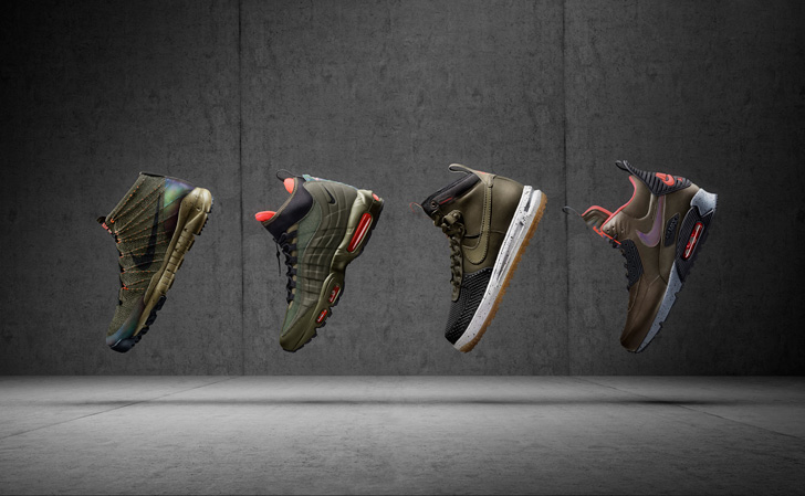 Photo01 - NIKE SNEAKERBOOTS HOLIDAY 2015 COLLECTIONが登場