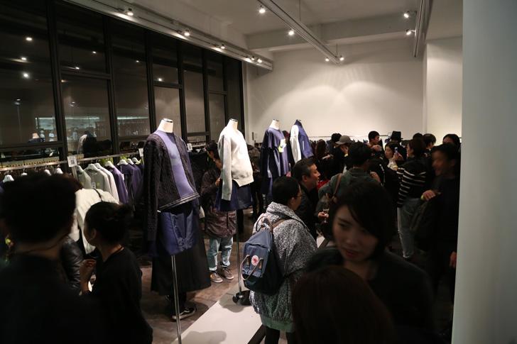 Photo08 - NikeLab x sacaiがスポーツウェアの定番に暖かく贅沢なひねりを加えた秋冬のコレクションを発表