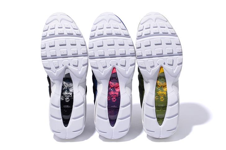 Photo12 - ナイキは、StussyとのコラボレーションモデルStussy Nike Air Max 95を発売