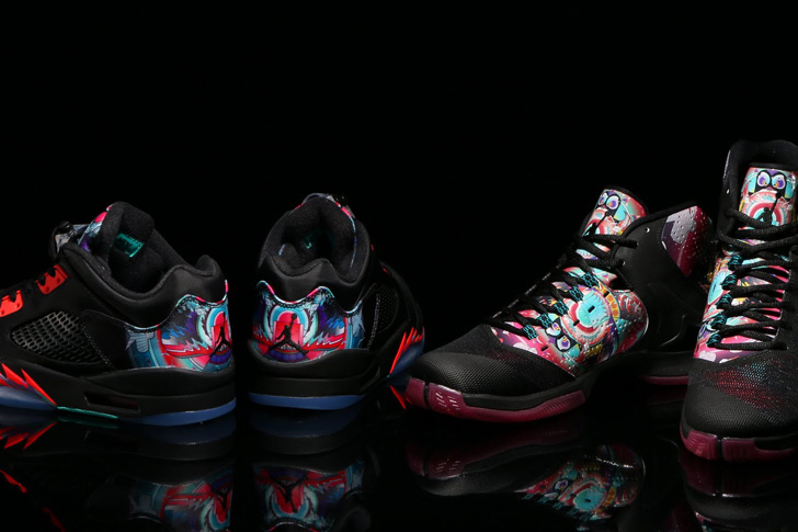 Photo01 - ナイキは、中国の旧正月を祝いAIR JORDAN CHINESE NEW YEAR COLLECTIONを発売