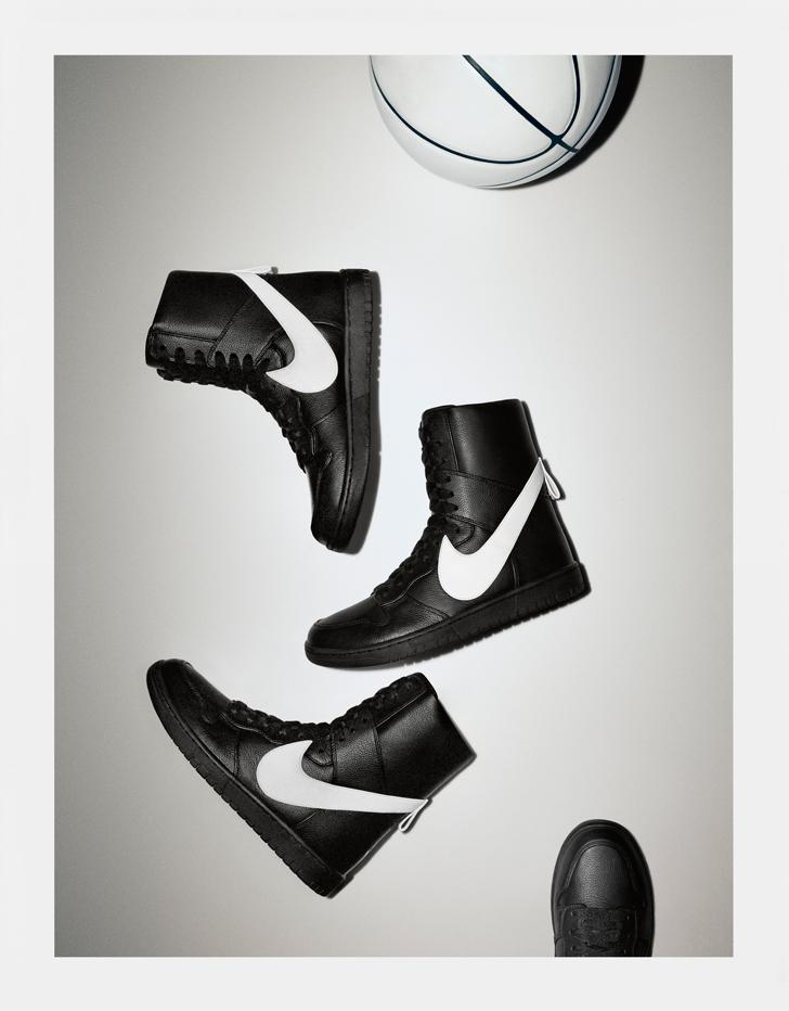 Photo03 - NikeLabは、リカルド・ティッシとのコラボモデルDUNK LUX HIGH x RTを発売