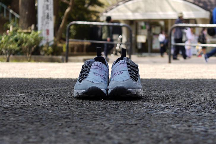 "Photo05 - ナイキから、桜をモチーフにしたmita sneakers提案モデルAIR FOOTSCAPE NM PREMIUM QS ""SAKURA""が発売"
