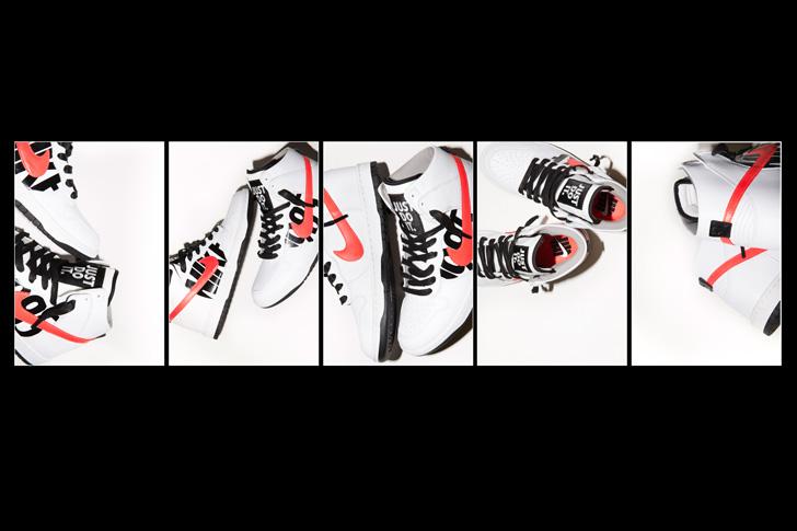 Photo01 - ナイキラボは、UndefeatedとのコラボレーションモデルNikeLab DUNK LUX / UNDFTDを発売