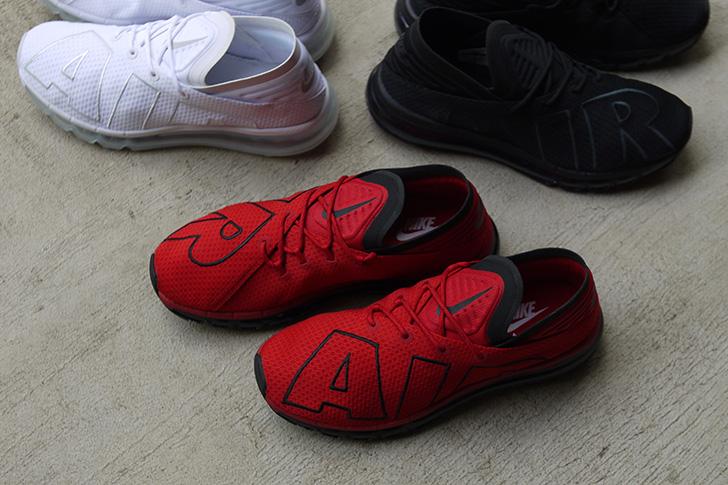 Photo05 - ナイキから、FOOT LOCKERの販路限定でリリースされ話題を集めたニューモデルAIR MAX FLAIRが登場