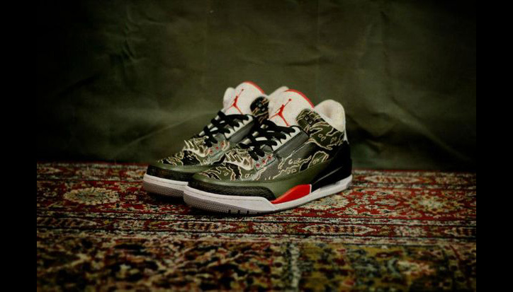 "Photo01 - Air Jordan 3 ""Spitfire"" by SBTG"