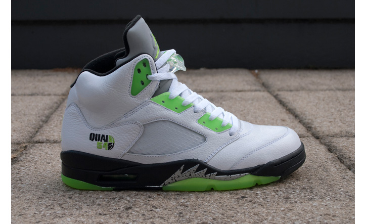 "Photo01 - Nike Air Jordan V ""Quai 54"""