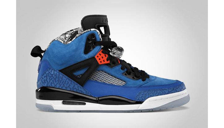 "Photo02 - Nike Air Jordan Spizike ""New York Knicks"" Pack"