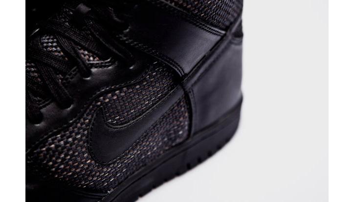 Photo03 - Maharam x Nike Dunk High Premium Black