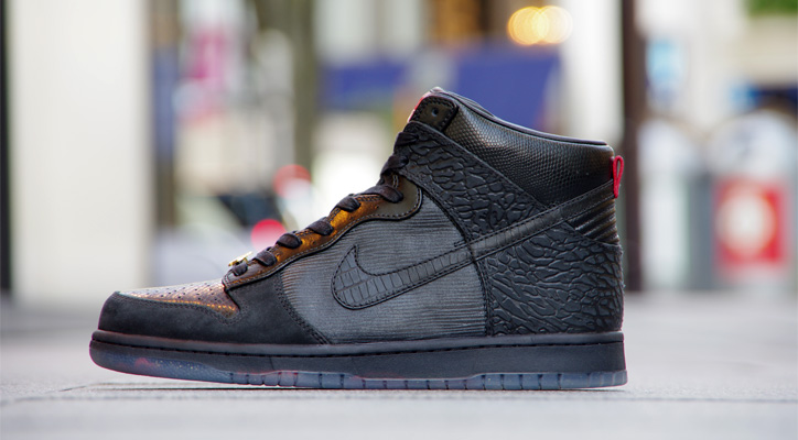 Photo02 - Mighty Crown x NIKE DUNK HI PREMIUM / SKY FORCE 88 LOW LTR