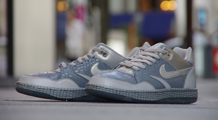 Photo07 - Mighty Crown x NIKE DUNK HI PREMIUM / SKY FORCE 88 LOW LTR