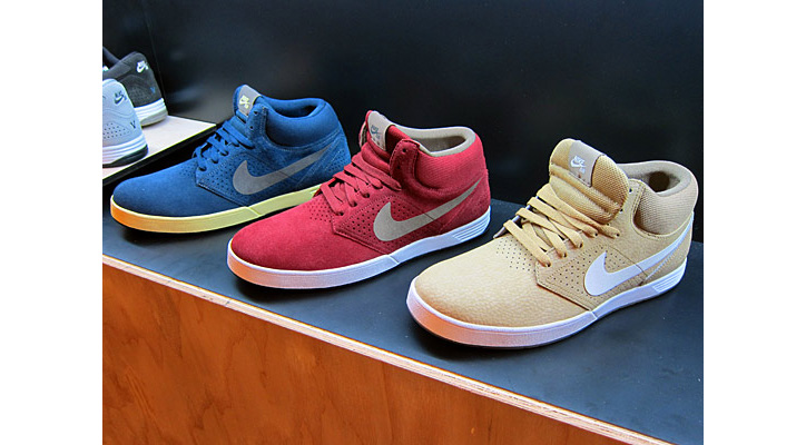 Photo01 - Nike SB Paul Rodriguez 5 Mid Spring 2012