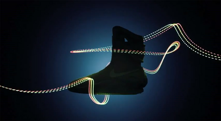 Photo01 - Teaser Movie The Nike MAG