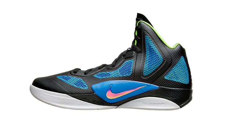 Photo01 - NIKE ZOOM HYPERFUSE 2011 / ZOOM HYPERDUNK 2011