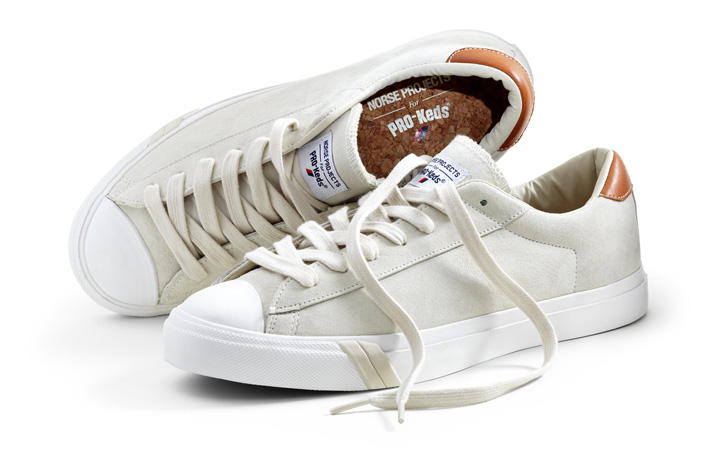 Photo03 - Norse Projects x Pro-Keds 2012 Spring/Summer Royal Lo