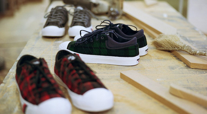 Photo01 - Woolrich x PRO-Keds Royal Master DK