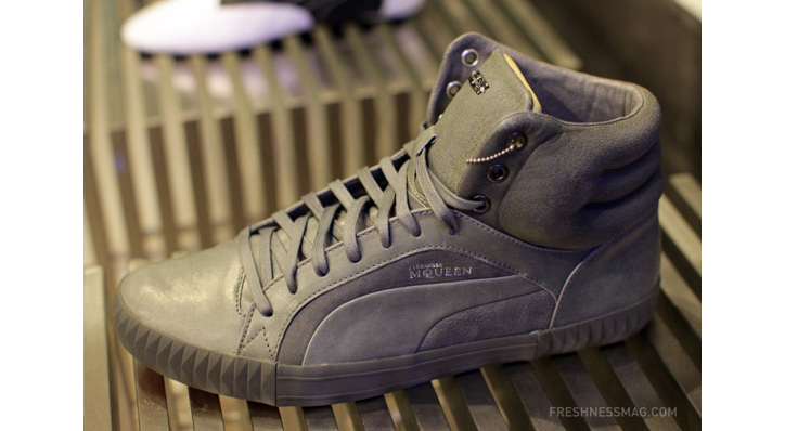 Photo05 - PUMA x Alexander McQueen & Hussein Chalayan Fall 2011 Collection