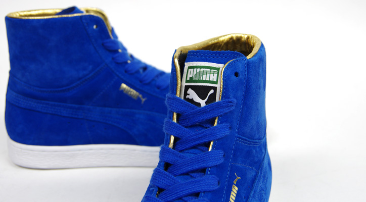 """Photo07 - Puma THE GOLD CLASSIC PACK """"LIMITED EDITION for The LIST"""""""