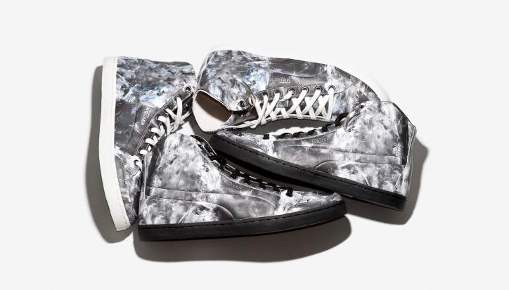 "Photo01 - PUMA x Alexander McQueen ""Ice Print"" Sneakers"