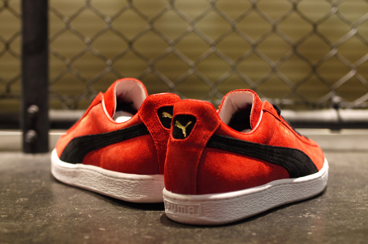 """Photo08 - Puma JAPAN SUEDE """"made in JAPAN"""" """"LIMITED EDITION for 匠 COLLECTION"""""""