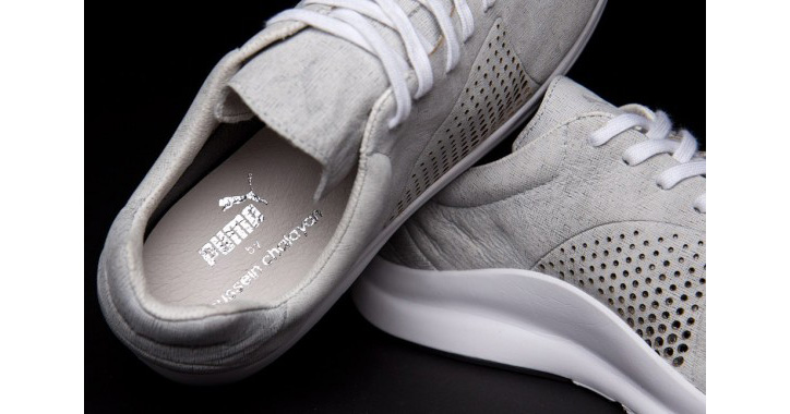 Photo01 - Hussein Chalayan x Puma Haast Leather