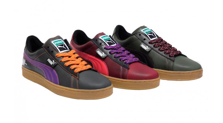 Photo01 - Ron English x Puma Suede Collection