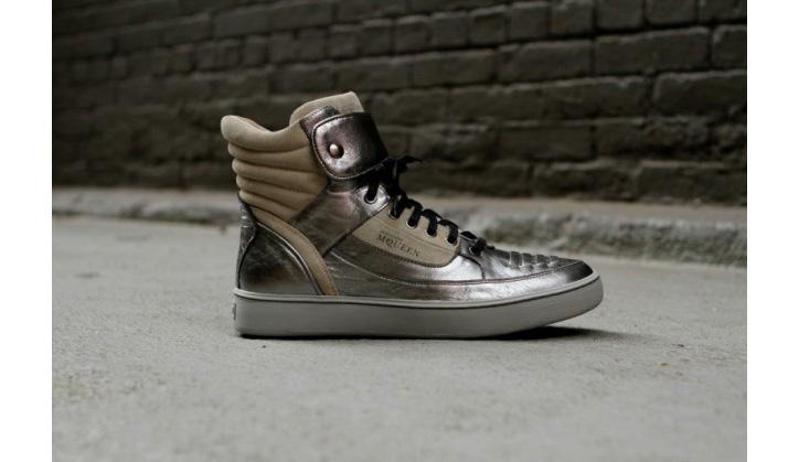 Photo02 - Puma by Alexander McQueen Fall/Winter 2012 Joust & Street Climb High Top Sneakers