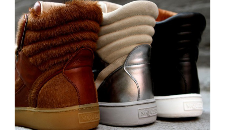 Photo06 - Puma by Alexander McQueen Fall/Winter 2012 Joust & Street Climb High Top Sneakers