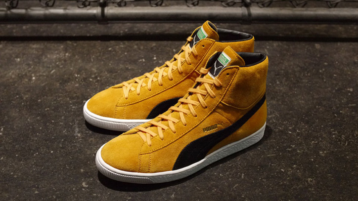 "Photo07 - Puma JAPAN SUEDE MID ""made in JAPAN"" ""匠 COLLECTION"""