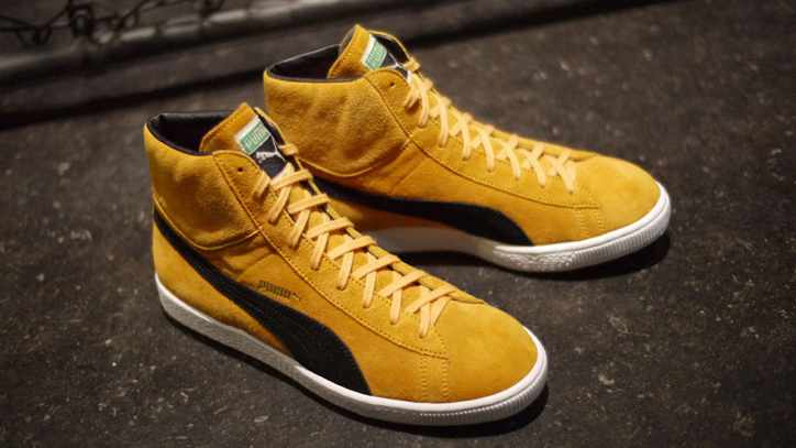 "Photo10 - Puma JAPAN SUEDE MID ""made in JAPAN"" ""匠 COLLECTION"""