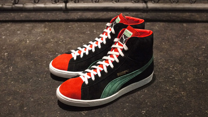 "Photo11 - Puma JAPAN SUEDE MID ""made in JAPAN"" ""匠 COLLECTION"""