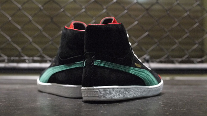 "Photo13 - Puma JAPAN SUEDE MID ""made in JAPAN"" ""匠 COLLECTION"""